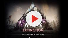 New information about 'ARK: Survival Evolved's' 'Extinction'
