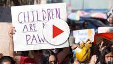 Indignación por las medidas que separan las familias ilegales en Estados Unidos