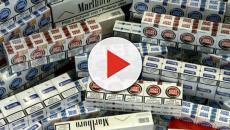 Napoli, rubano 48 stecche di sigarette: due arresti dei carabinieri