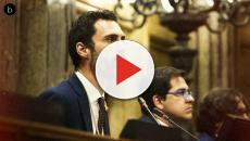 Cataluña: El vicepresidente del Parlament responde duramente a Roger Torrent