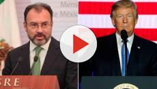 México cuestiona a Trump por la medida de separación de familias migrantes