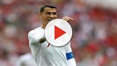 VIDEO: La selección de Portugal vence a Marruecos con gol de CR7