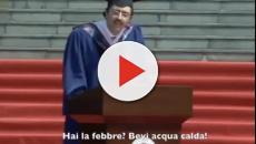 Carlo Dragonetti, lo studente italiano che incanta la Cina