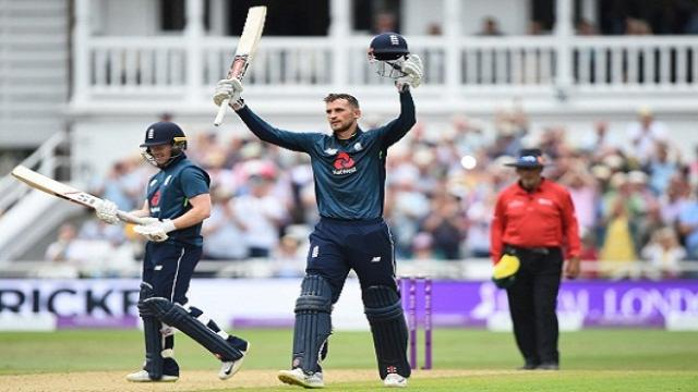 Highlights: England smash record 481 ODI runs against Australia in 3rd ODI