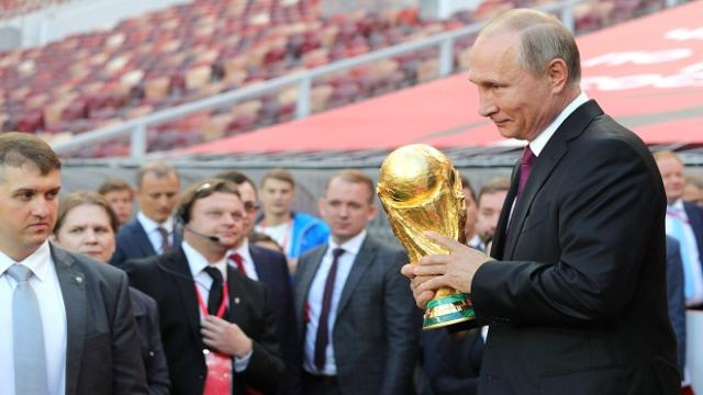 2018 FIFA World Cup: Where to watch live streaming online