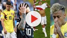VIDEO: Equipos sudamericanos registran un  mal arranque en Rusia 2018