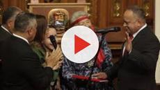 VIDEO: VENEZUELA / Diosdado Cabello juramentado como nuevo presidente de la ANC