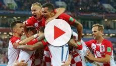 Argentina vive um grande drama contra a Croácia
