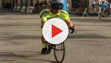 VIDEO: Muere ciclista español tras esquivar una cabra