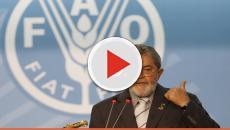 José Mujica visita ex-presidente Lula e conversa com militantes em Curitiba