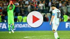 Mondial 2018 : L'Argentine se fait humilier par la Croatie (3-0)