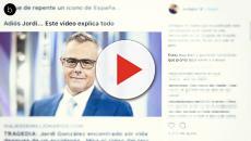 Un bulo hace correr la falsa muerte del presentador Jordi González