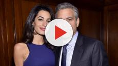 VÍDEO: George Clooney y Amal, donan 100.000 dólares para niños migrantes