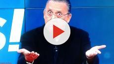 Galvão Bueno se exalta em vídeo e discute com funcionário de companhia aérea