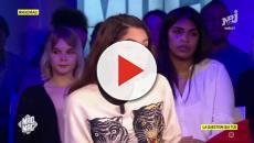 Coralie s'adresse à ses abonnés sur le tournage des Marseillais
