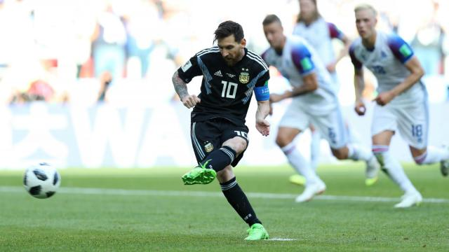 FIFA World Cup 2018 Highlights: Croatia beat Argentina 3-0