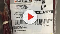Testimone di Geova accetta trasfusione di sangue: le figlie la ripudiano