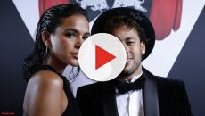 Bruna Marquezine vai à Rússia por Neymar, e Globo usa dublê em novela das 19h