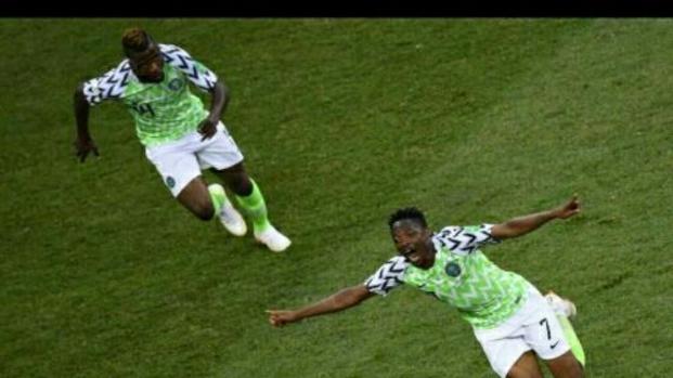 Mondial 2018 : Le Nigéria se relance pour la qualification en battant l'Islande