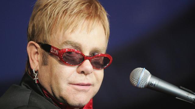 Taron Egerton será Elton John en