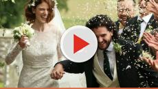 Kit Harington and Rose Leslie marry over the weekend