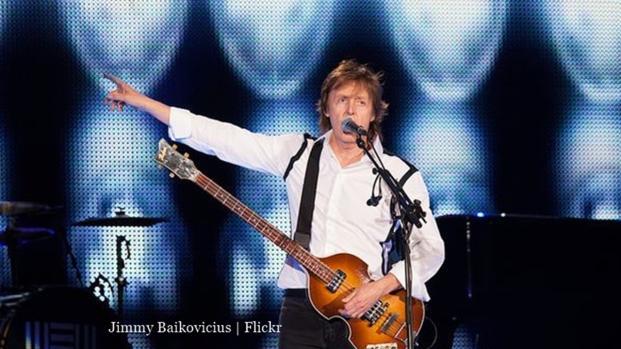 Paul McCartney's new album 'Egypt Station' releasing September, new songs