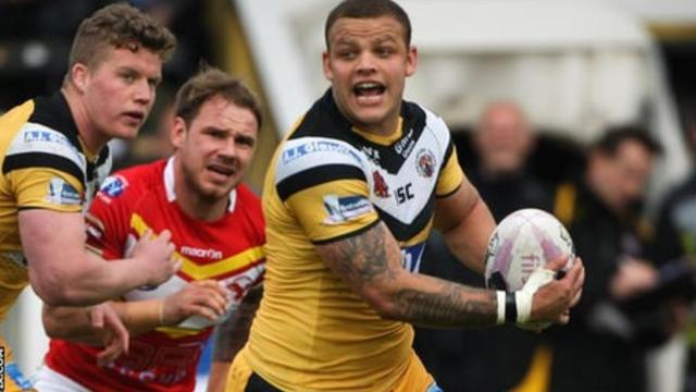 Castleford sat out 11 first-team players with injuries against Wigan on Friday