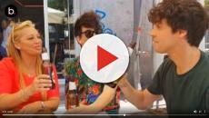 Belén Esteban entrevista a Los Javis en su coche para su nueva sección