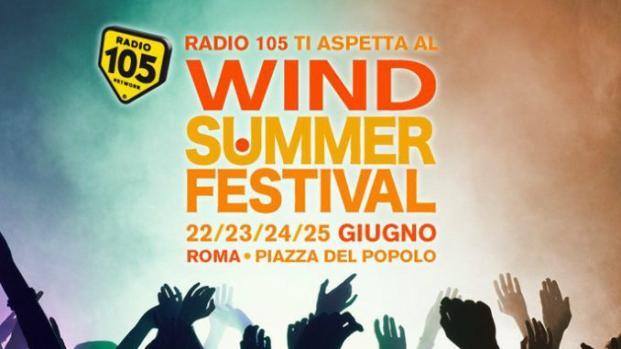 Rudy Zerbi: dietro le quinte del Wind Summer Festival