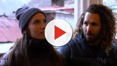 La cantante India Martínez y su pareja se convierten en arqueólogos por un día
