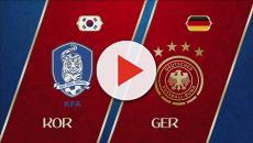 Mondiali 2018: La Germania viene squalificata dalla Corea del Sud