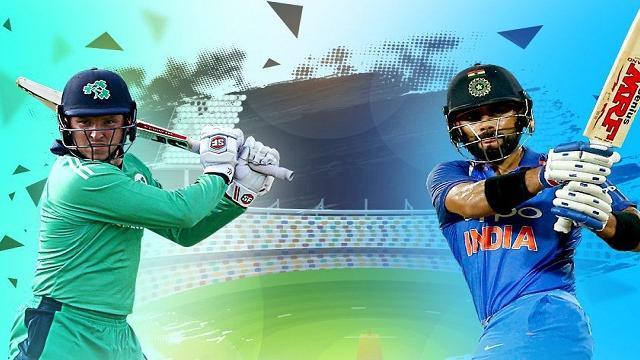 India v Ireland 1st T20 live cricket streaming on Sony Liv and Sky Sports