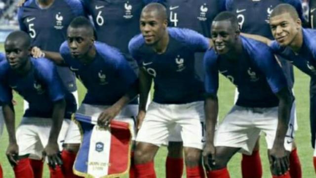 Coupe du Monde 2018 : France - Danemark match nul