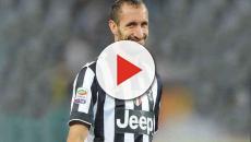 Juventus: Chiellini rinnova fino al 2020, Bernardeschi si allena in vacanza