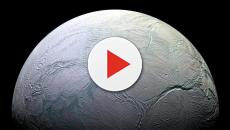 Su una piccola luna di Saturno, Encelado: sostanze compatibili con la vita