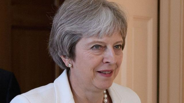 Theresa May tells EU leaders: you are putting lives at risk over Brexit