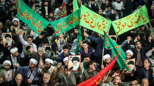 Iran economic protests shut Tehran's Grand Bazaar