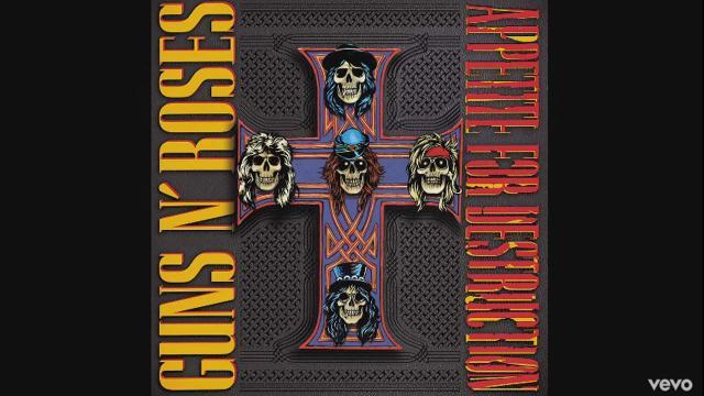 Guns N' Roses treats fans to a vocal and piano version of 'November Rain'