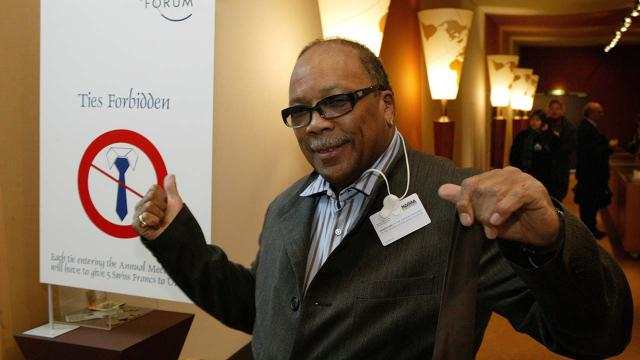 Netflix streaming Quincy Jones documentary 'Feel Rich'