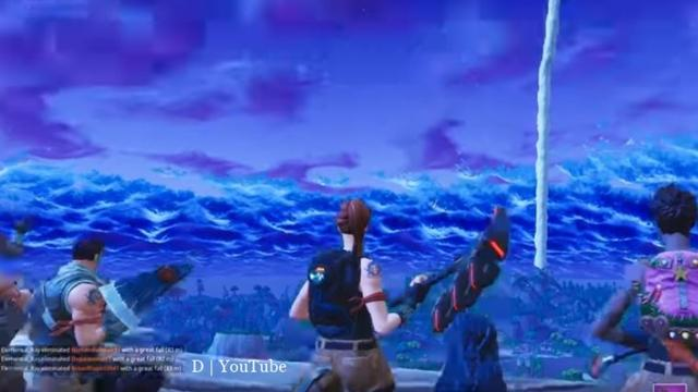 Fortnite S New Solo Kill Record Of 48 During The Rocket Launch