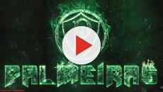 Placar eletrônico em estádio no Paraná faz provocação ao Palmeiras