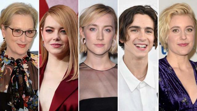 'Little Women' latest film adaptation sees a galaxy of possible stars