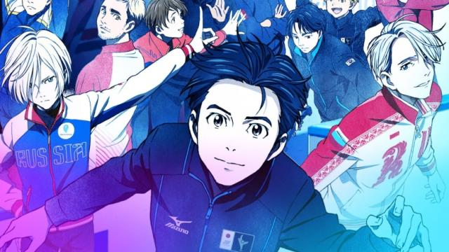 'Yuri On ICE' The Movie to be available next year