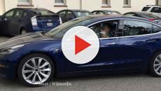Tesla say they will raise Model 3 Production to 6,000 a week but stocks fall