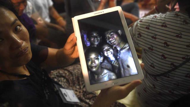VÍDEO: Rescate de los niños en una cueva en Tailandia podria durar meses