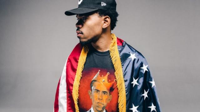 Chance the Rapper working on albums with Kanye West, Childish Gambino