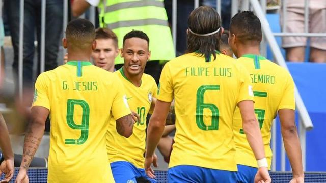 FIFA 2018: Neymar shines as Brazil beat Mexico to reach quarterfinals