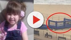 Reino Unido/ Brinquedo inflável explode em praia e causa a morte de menina