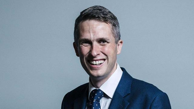 Defence Secretary Gavin Williamson 'heckled' by Siri in House of Commons