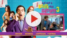 Globo exibe 'Até que a Sorte nos Separe 3' nesta quinta